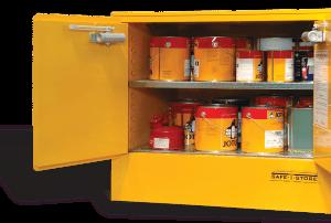 maxstor flammable liquids cabinet