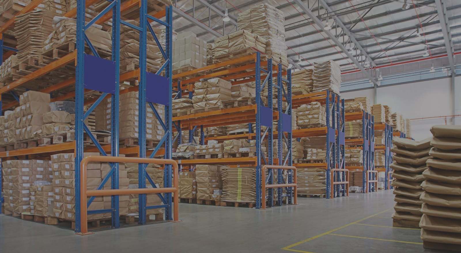 pallet racking storage solutions