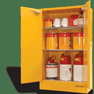 dangerous goods cabinet