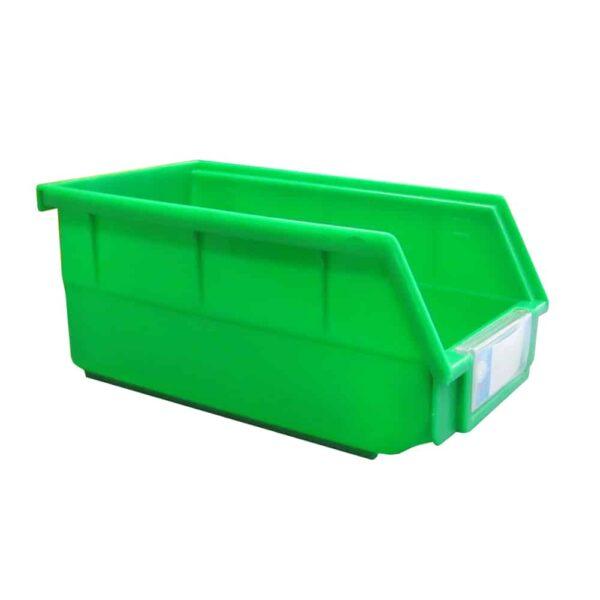 green parts bin