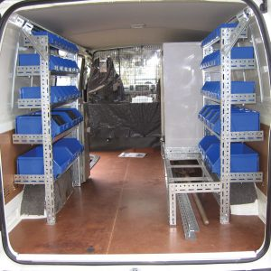 van rack kit