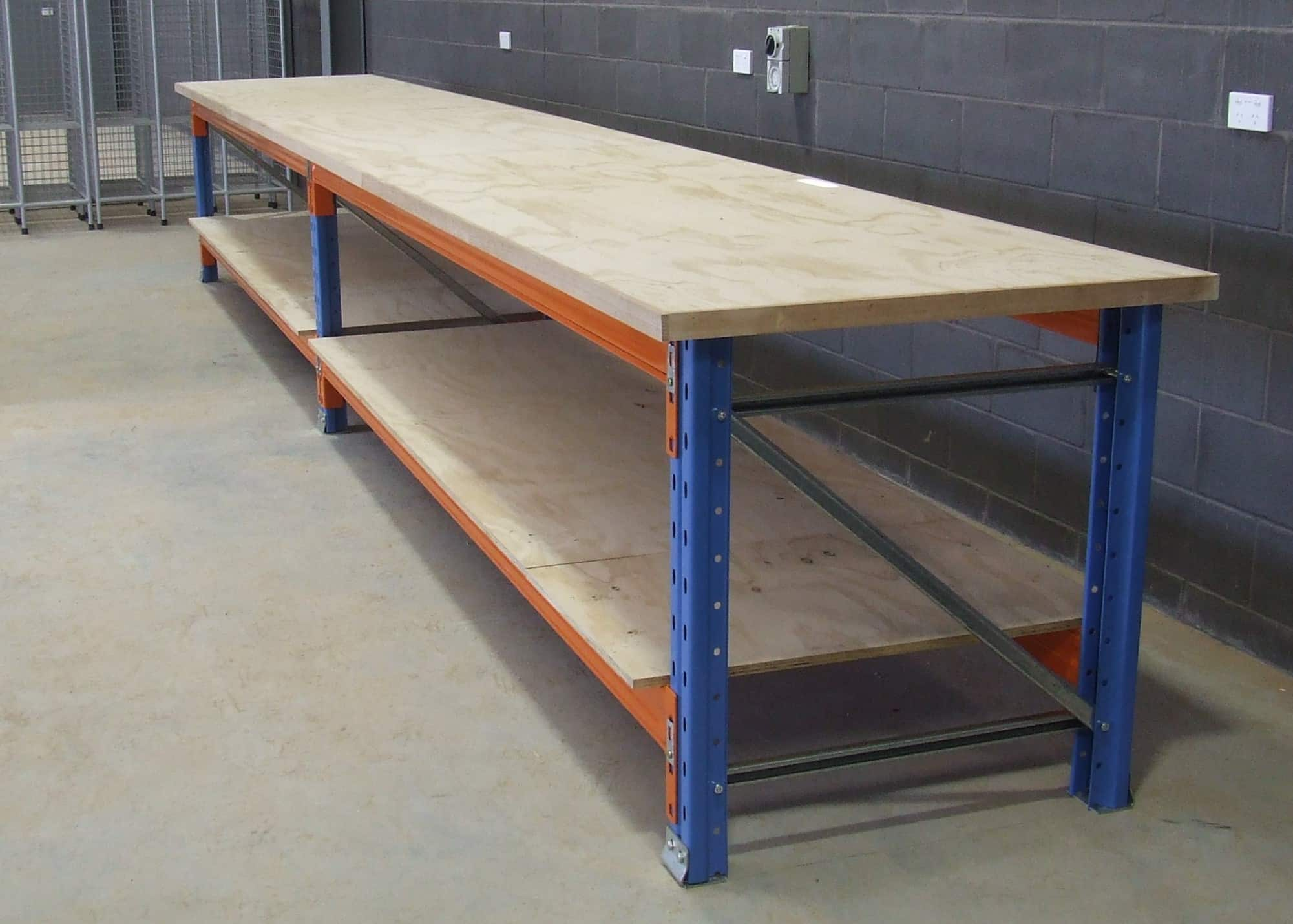 workshop equipment benches