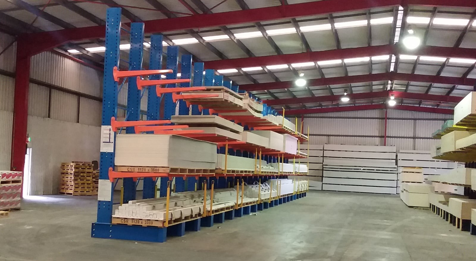 pallet racking solutions adelaide